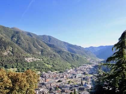 Parcela de 500m² en venta en Escaldes, Andorra