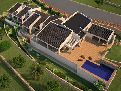 697m² House / Villa with 299m² terrace for sale in Cumbre del Sol