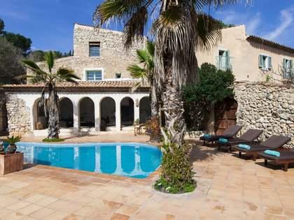 Landhuis van 1,100m² te koop in Olivella, Sitges