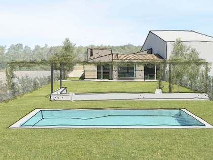 140m² Country house with 796m² garden for sale in Baix Empordà