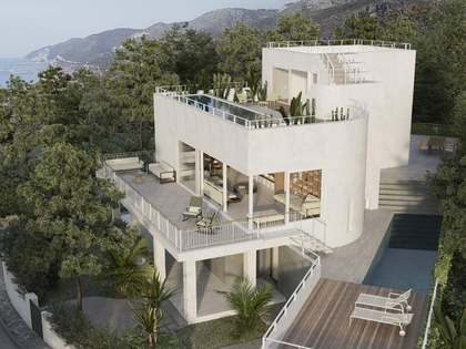 330m² house / villa with 143m² terrace for sale in Bellamar