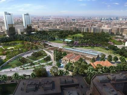 Perceel van 1,380m² te koop met 50m² terras in Ruzafa