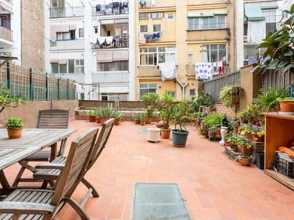 Piso de 98 m² con terraza de 55m² en venta en Poble Sec