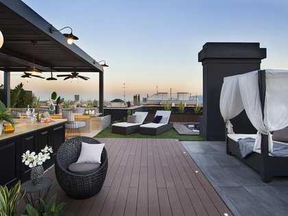 penthouse de 551m² a vendre à Sant Gervasi - Galvany avec 229m² terrasse
