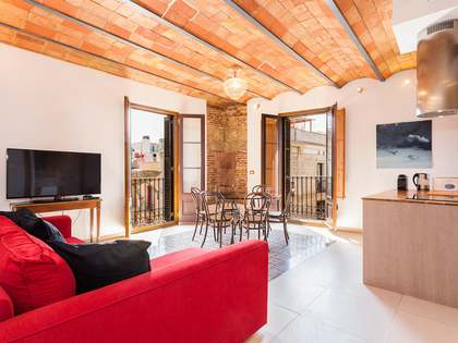 3-bedroom property for sale in El Gotico, Barcelona