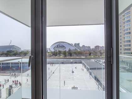 Appartement van 90m² te huur met 12m² terras in Ciudad de las Ciencias