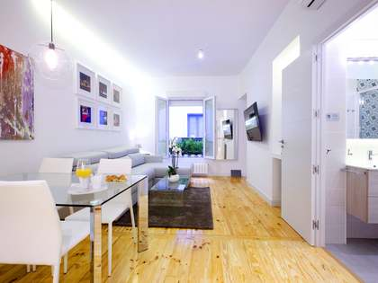 1-bedroom apartment for rent in Madrid city centre