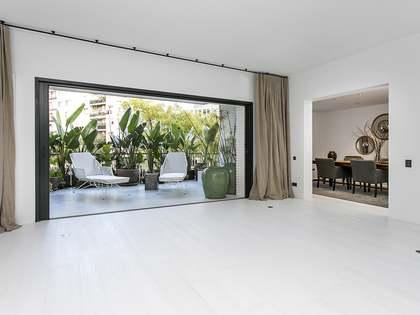 Квартира 453m², 22m² террасa на продажу в Туро Парк