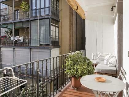 135m² Lägenhet med 12m² terrass till uthyrning i Eixample Höger