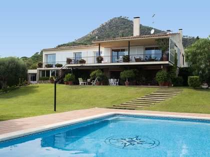 Villa en vente à Cabrera de Mar près de Barcelone