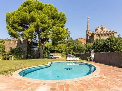在 Sant Gervasi - La Bonanova 258m² 出售 豪宅/别墅 包括 花园 1,200m²