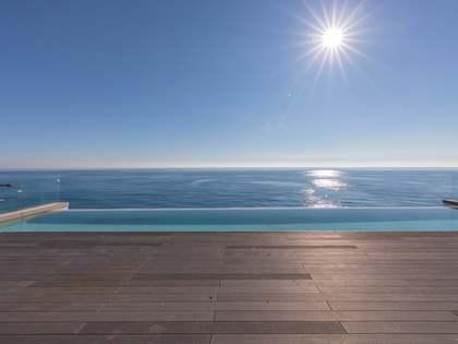Appartement de 95m² a vendre à Lloret de Mar / Tossa de Mar avec 25m² terrasse
