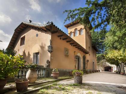 Historic estate built in 1870 for sale in Arenys de Munt, Barcelona