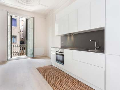 Appartement de 66m² a vendre à Gràcia avec 12m² terrasse