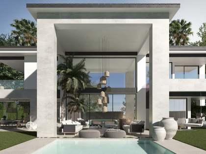 Casa / Vil·la de 894m² en venda a Nueva Andalucía