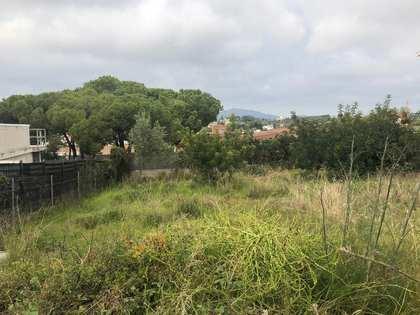 Parcela de 581m² en venta en Vilanova i la Geltrú