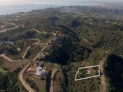 500m² Plot till salu i New Golden Mile / Los Flamingos