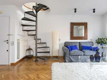 Ático de 100m² con 30m² de terraza en venta en Gràcia