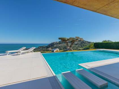 537m² Haus / Villa zum Verkauf in Aiguablava, Costa Brava