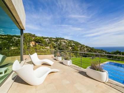 Villa de lujo en venta en Blanes, en la Costa Brava