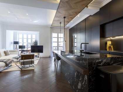 Квартира 137m² на продажу в Гран Виа, Валенсия