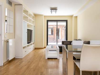 Apartment for rent next to Ciudadela Park in Barcelona
