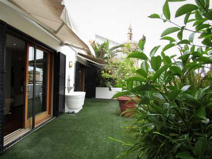 127 m² apartment with 33 m² terrace for rent in La Seu