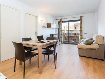 1-bedroom apartment with a terrace for sale near Sants