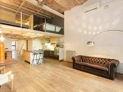 Loft de 150 m² con 50 m² de terraza en venta en Gràcia