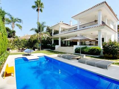 Casa / Vil·la de 499m² en venda a San Pedro de Alcántara / Guadalmina