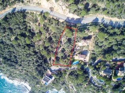 Perceel van 2,522m² te koop in Sant Feliu de Guíxols - Punta Brava