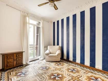 Piso de 124m² con 8m² terraza en venta en Gótico, Barcelona