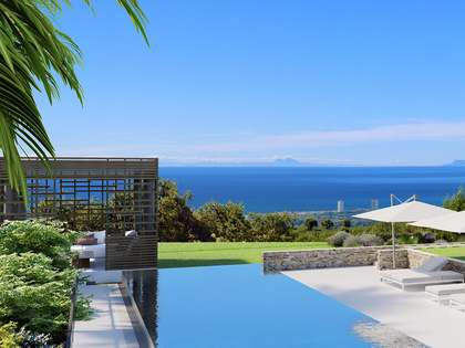 1,000m² Haus / Villa zum Verkauf in Elviria, Costa del Sol