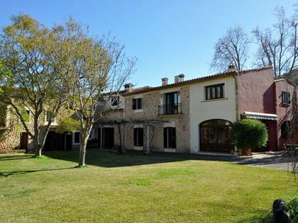 Country house for sale in Esporles, West Mallorca