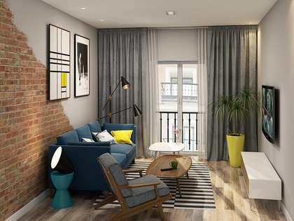 Apartamento renovado de 2 dormitorios en venta en calle Tesoro