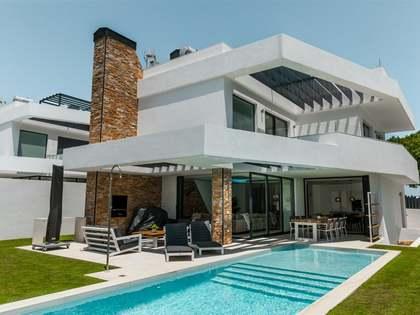 maison / villa de 194m² a vendre à San Pedro de Alcántara / Guadalmina avec 513m² de jardin
