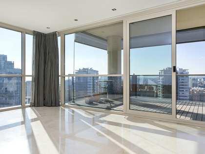 Appartement de 125m² a louer à Diagonal Mar avec 20m² terrasse