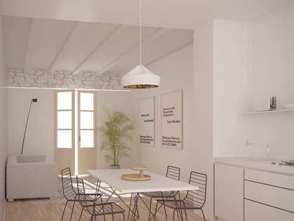 Ático de 185m² con 98m² terraza en venta en Eixample Derecho