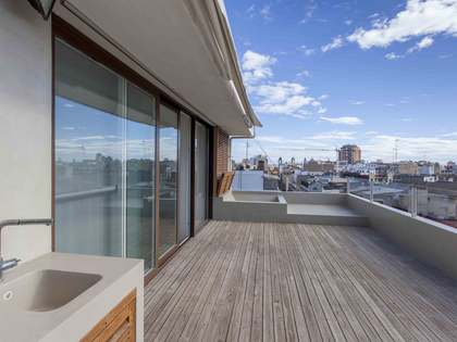 96m² Penthouse with 40m² terrace for rent in El Pla del Remei