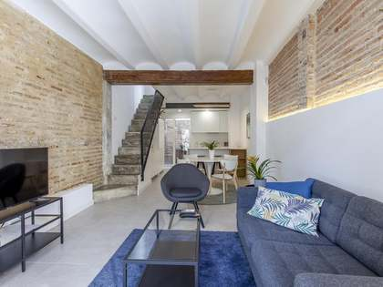 Casa / Vil·la de 114m² en venda a Playa de la Malvarrosa