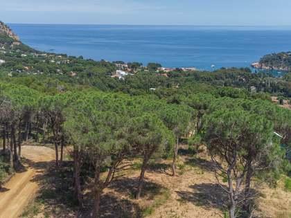 Terreno di 2,883m² in vendita a Aiguablava, Costa-Brava