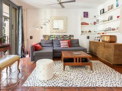 Penthouse van 150m² te koop met 100m² terras in Gracia