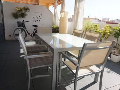 83m² Penthouse with 22m² terrace for sale in Playa de la Malvarrosa