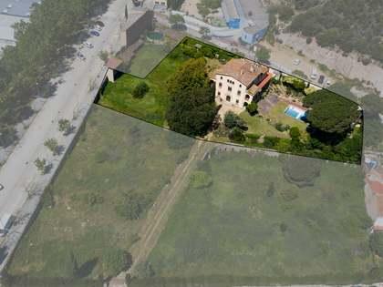 Terrain à bâtir de 2,400m² a vendre à Arenys de Munt