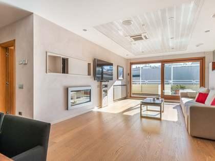 350m² Takvåning med 65m² terrass till salu i Gràcia