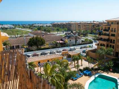 Penthouse de 140m² a vendre à San Pedro de Alcántara / Guadalmina avec 80m² terrasse