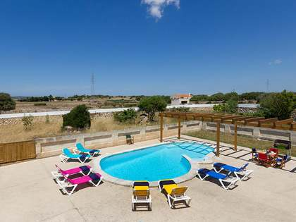 Casa rústica de 250m² en venta en Ciutadella, Menorca