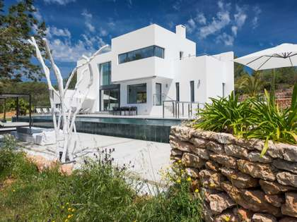 Luxury villa for sale in Santa Gertrudis, Ibiza
