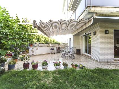 96m² Apartment with 98m² garden for sale in Vilanova i la Geltrú