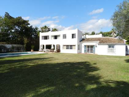 4-bedroom villa for sale in Guadalmina Baja, Marbella